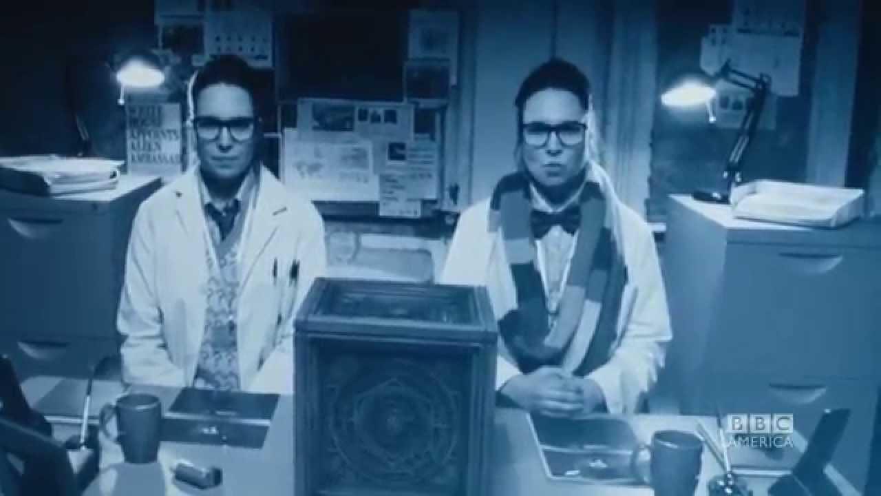 Doctor Who: 09x08, The Zygon Inversion | Zygon Inversion