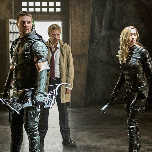 Arrow: 04x05, Haunted | Haunted