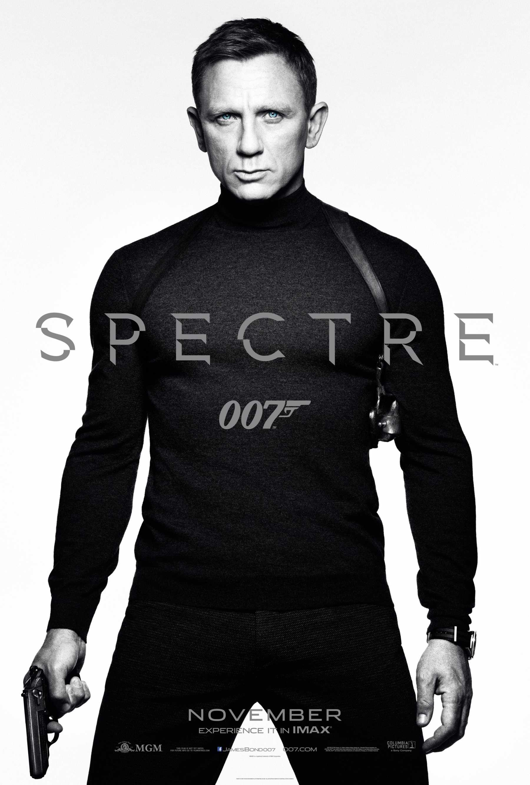 Loudinni Reviews: SPECTRE | SPECTRE