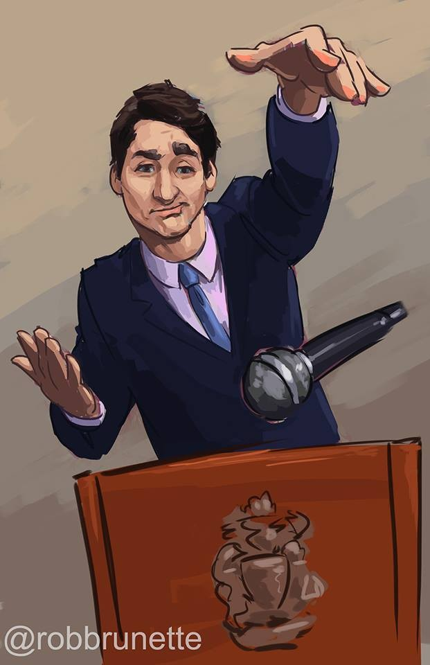 10 Times Justin Trudeau Dropped The Mic | Justin Trudeau