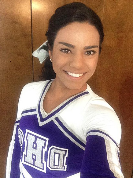 Anry Fuentes Is School's First Trans Cheerleader | cheerleader