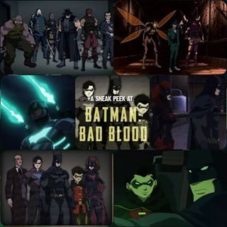 Batman: Bad Blood Gets Trailer And Release Date | Batman