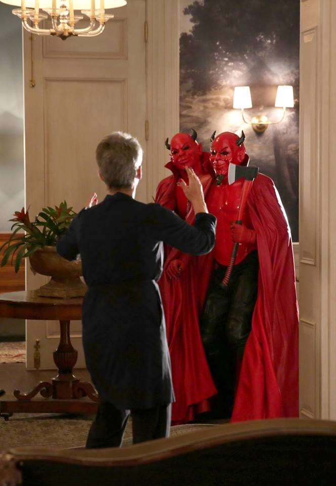 Scream Queens: 01x08, Mommie Dearest | Mommie Dearest
