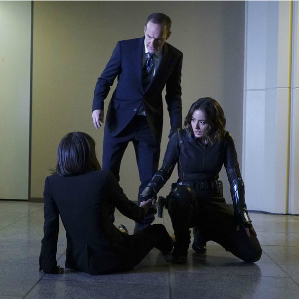 Agents Of SHIELD: 03x07, Chaos Theory | Chaos Theory