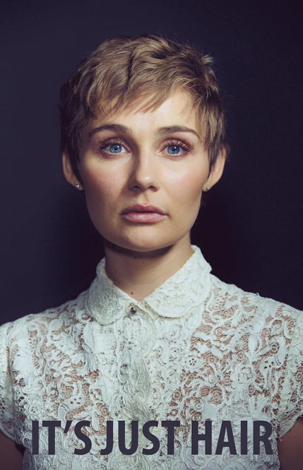 Clare Bowen Chops Off Her Hair To Make A Beautiful Point | Clare Bowen