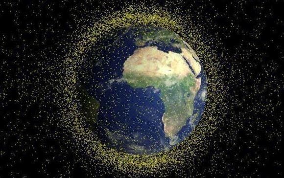 Space Junk Crash Landing On Friday The 13th | Space Junk