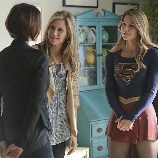 Supergirl: 01x04, Livewire | Livewire