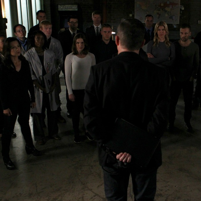 Agents Of SHIELD: 03x08, Many Heads, One Tale | Many Heads, One Tale