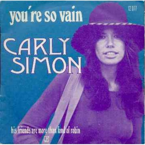 Carly Simon Reveals Subject Of 'You're So Vain' | Carly Simon