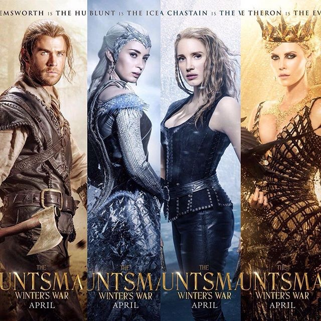 Snow White Who? Here's The First Trailer For 'The Huntsman: Winter's War' | Huntsman