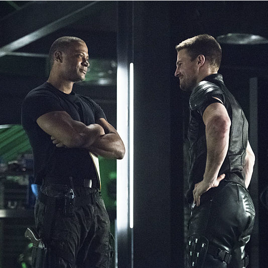 Arrow: 04x07, Brotherhood | Brotherhood