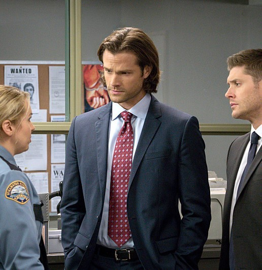 Supernatural: 11x07, Plush | Plush