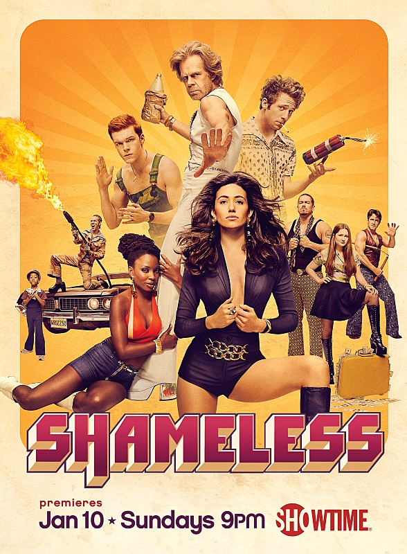 The Gallagher Family Is Even More Shameless In New Season 6 Trailer | Shameless