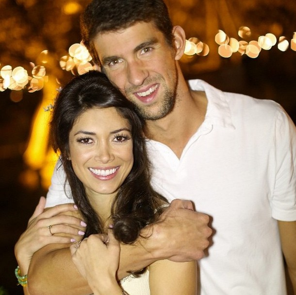 Good Swimming Comes Naturally: Michael Phelps And Fiancee Expecting Baby Boy | Michael Phelps