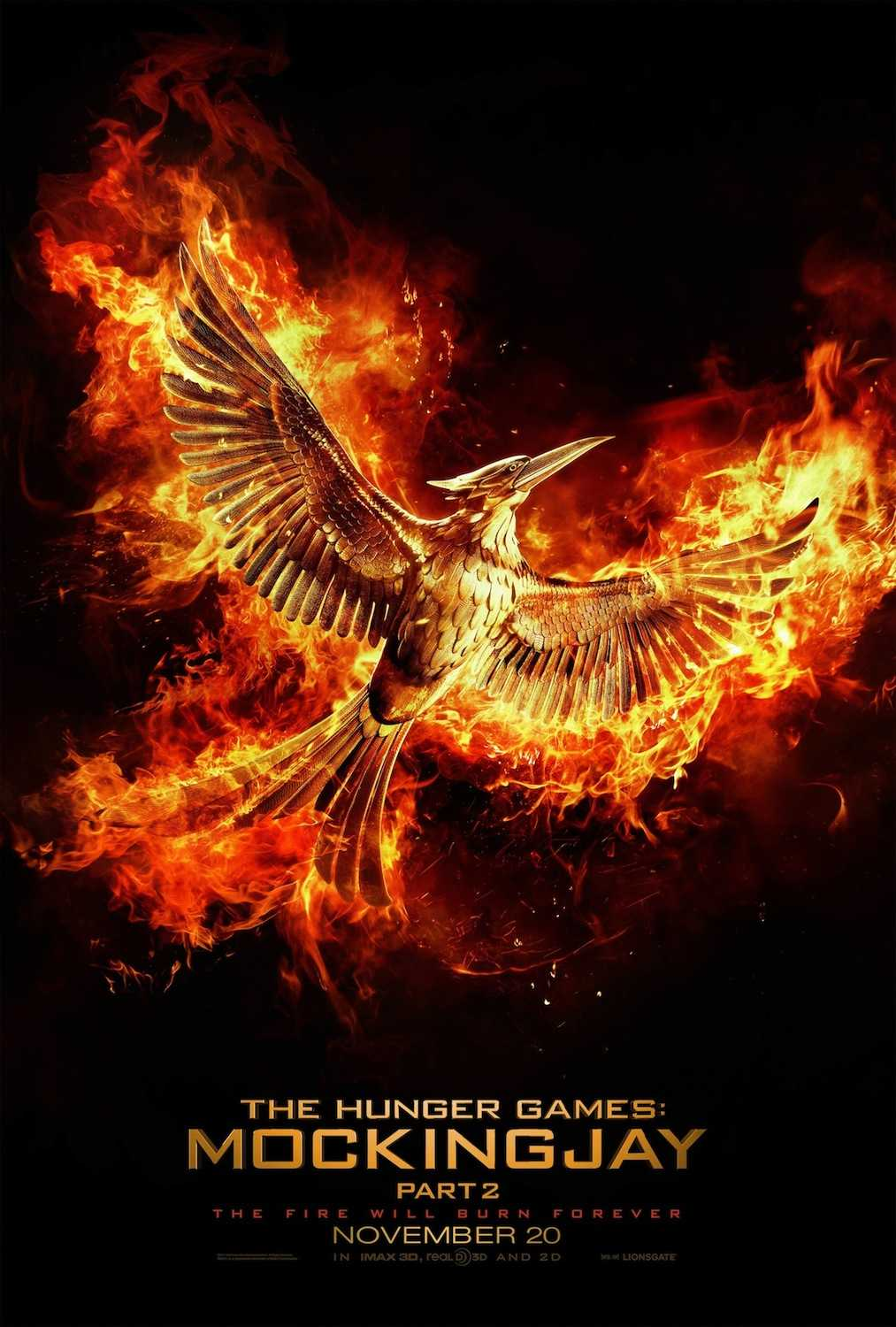 Loudinni Reviews: The Hunger Games: Mockingjay Part 2 | Mockingjay Part 2