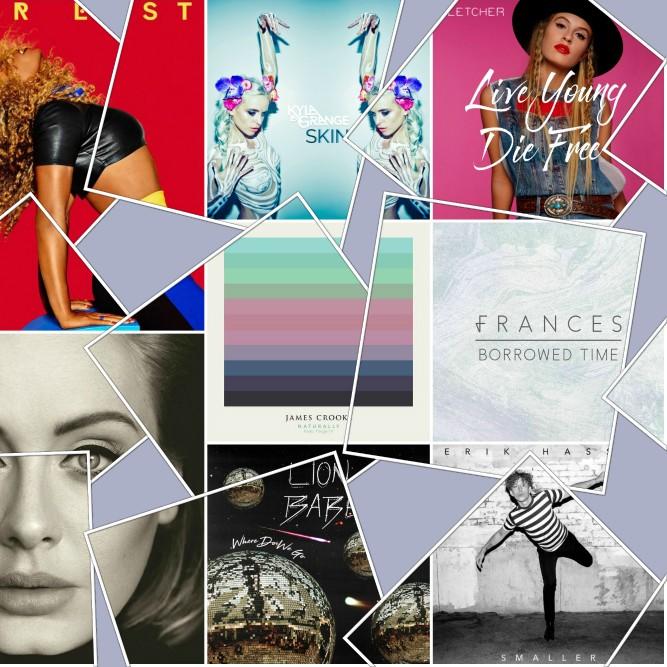 #MusicMonday Feat. Adele, Fleur East, Erik Hassle & More | #MusicMonday