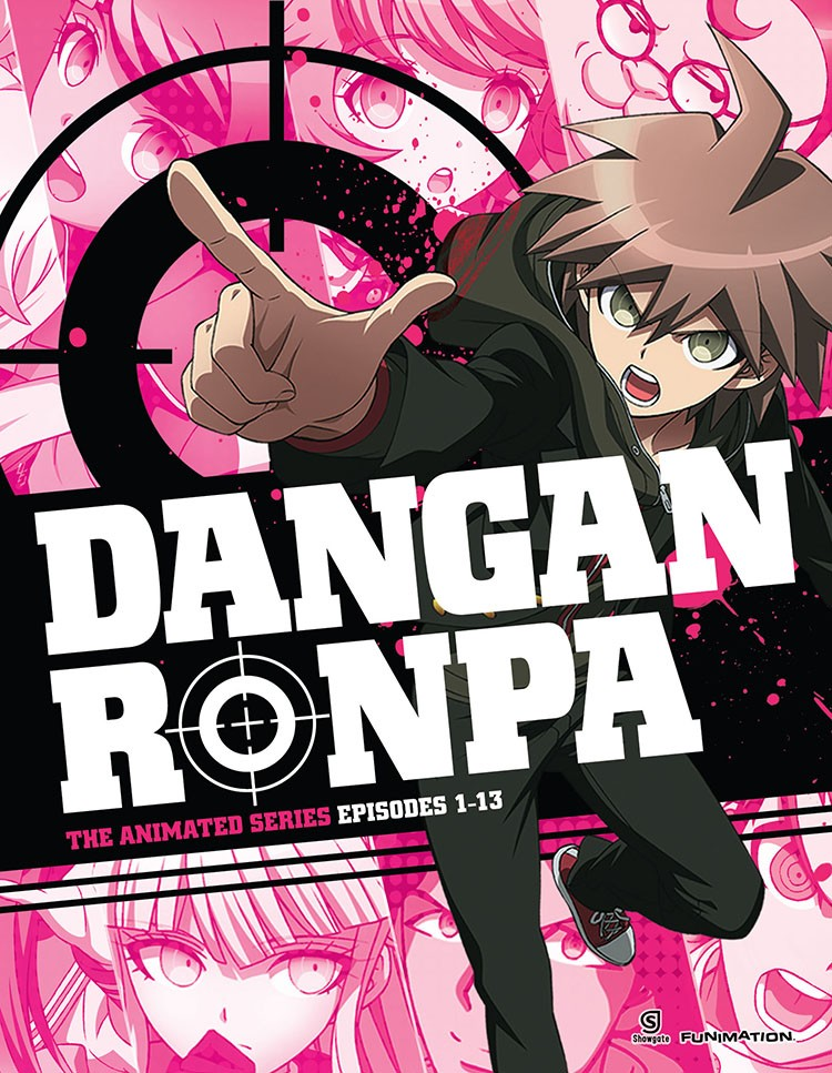 Danganronpa: The Animation Complete Series Review | danganronpa