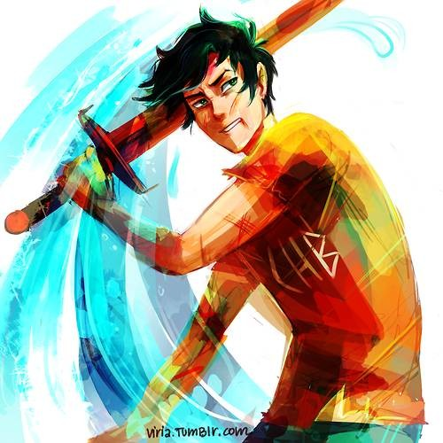 Percy Pack: 10 Reasons To Bring Percy Jackson Home For The Holidays | percy jackson