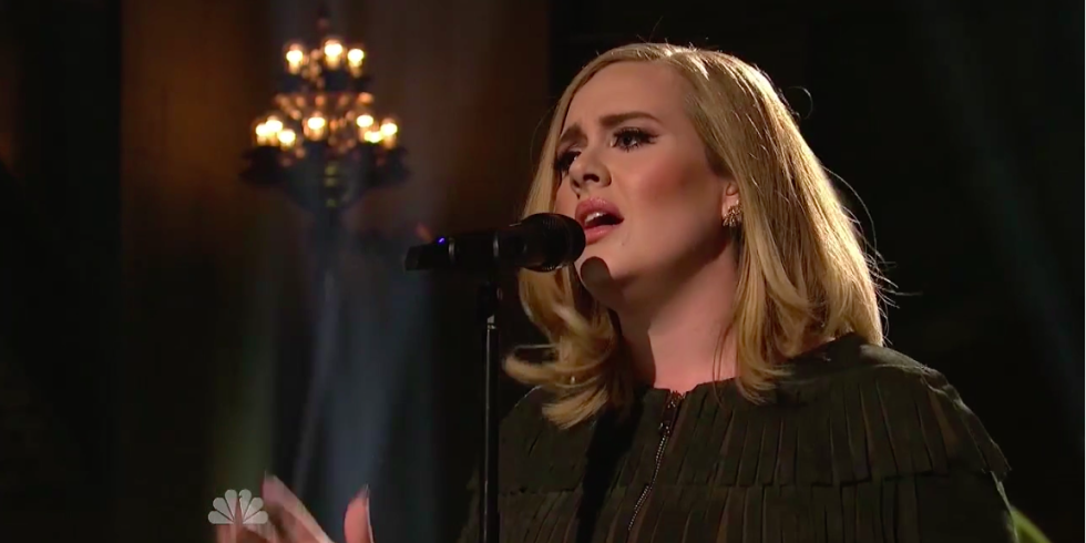 Adele's Isolated Vocals Prove She's The Best In The Game | Adele