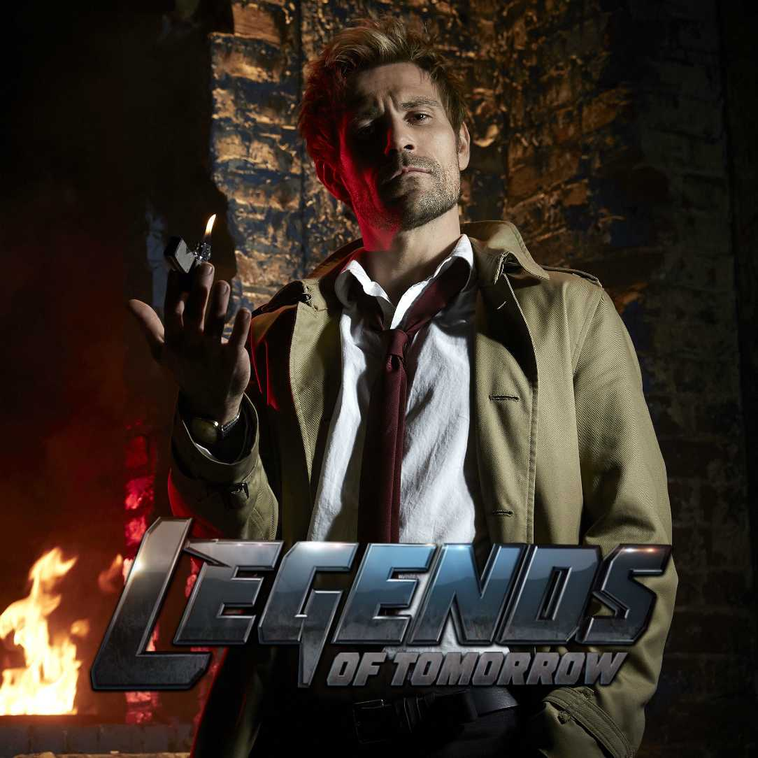 Constantine Might Join Legends Of Tomorrow In Season 2 | Constantine