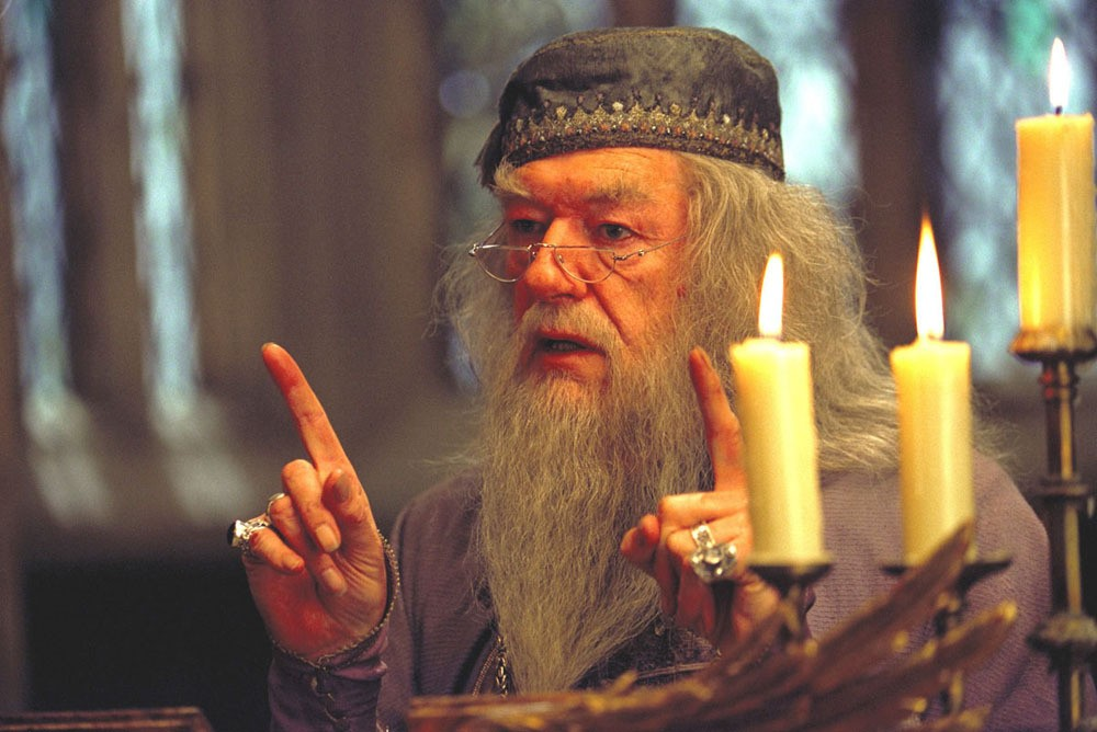 Professor Trelawney May Have Predicted The Death Of Albus Dumbledore | trelawney