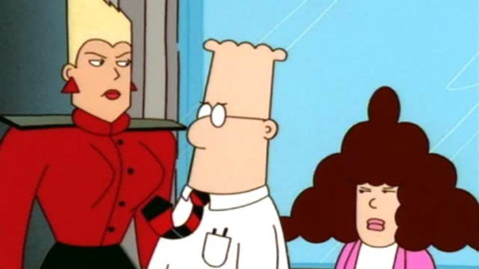 Dilbert's Scott Adams Addresses The Great American Matriarchy | dilbert
