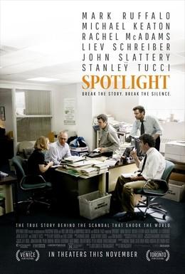 Spotlight Shines In Cinemas   Spotlight