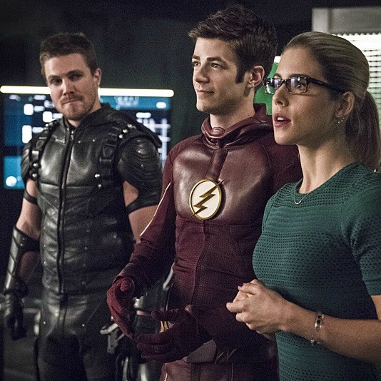 The Flash: 02x08, Legends Of Today | Legends Of Today