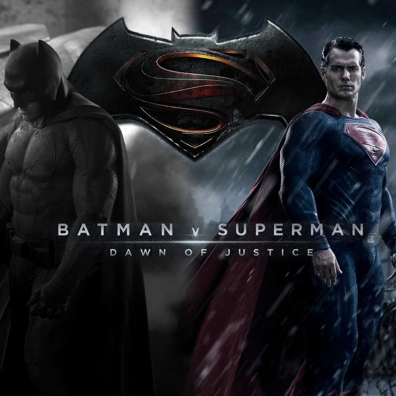 DC Unveils New Batman v Superman Sneak Peek | Batman v Superman