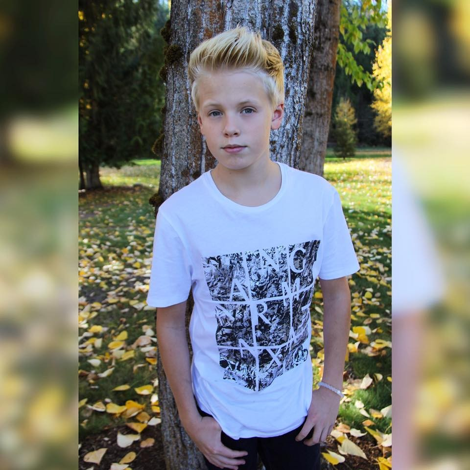 Carson Lueders Keeps The Party Popping 'All Day' | Carson Lueders