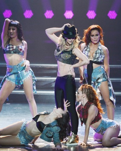 10 Live Britney Spears Dance Breaks That Made Our Jaws Drop | Britney Spears