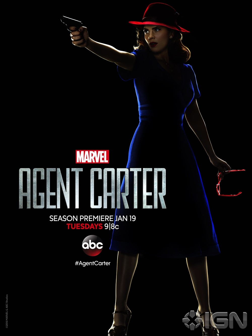 New Agent Carter Season Two Poster Revealed | Agent Carter