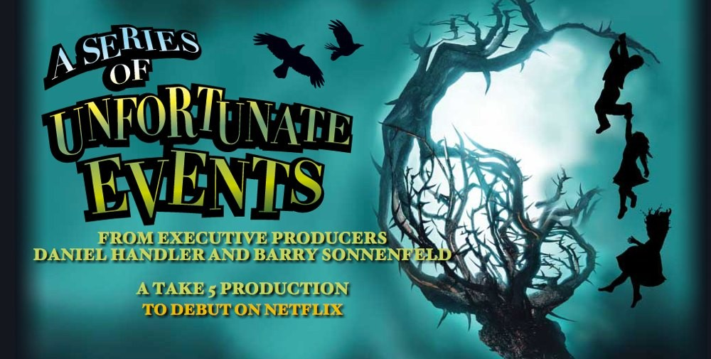 Open Casting Call For Series Of Unfortunate Events Leads   Series Of Unfortunate Events