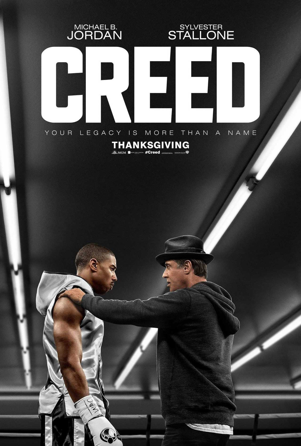 Review: Loudinni REALLY Wants You To Go See Creed! | Creed