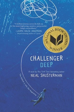 Award-Winning YA Novel 'Challenger Deep' Optioned For Film | Challenger Deep