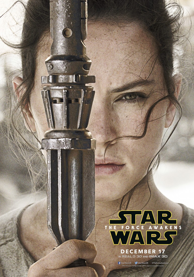 Rey Featurette And More Star Wars: The Force Awakens News! | Rey