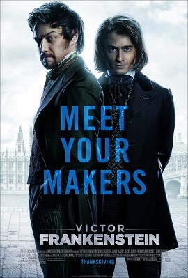 'Victor Frankenstein' Puts New Spin On Classic Tale | Victor Frankenstein