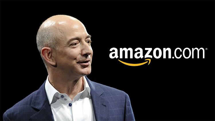 Jeff Bezos Offers Donald Trump Free Ride To Space | Jeff Bezos