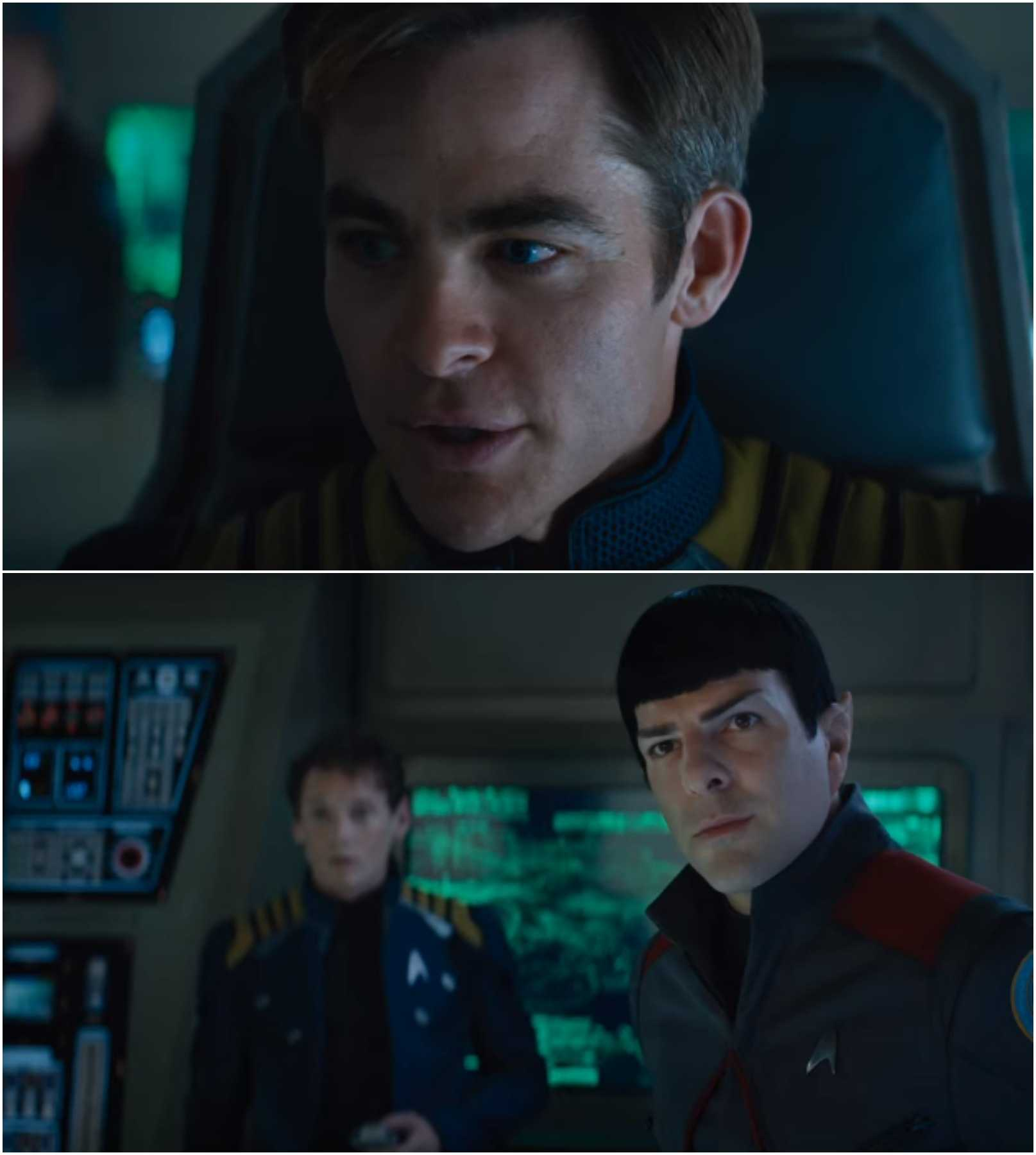 'Star Trek Beyond' Gets An Amazing First Trailer | Star Trek Beyond