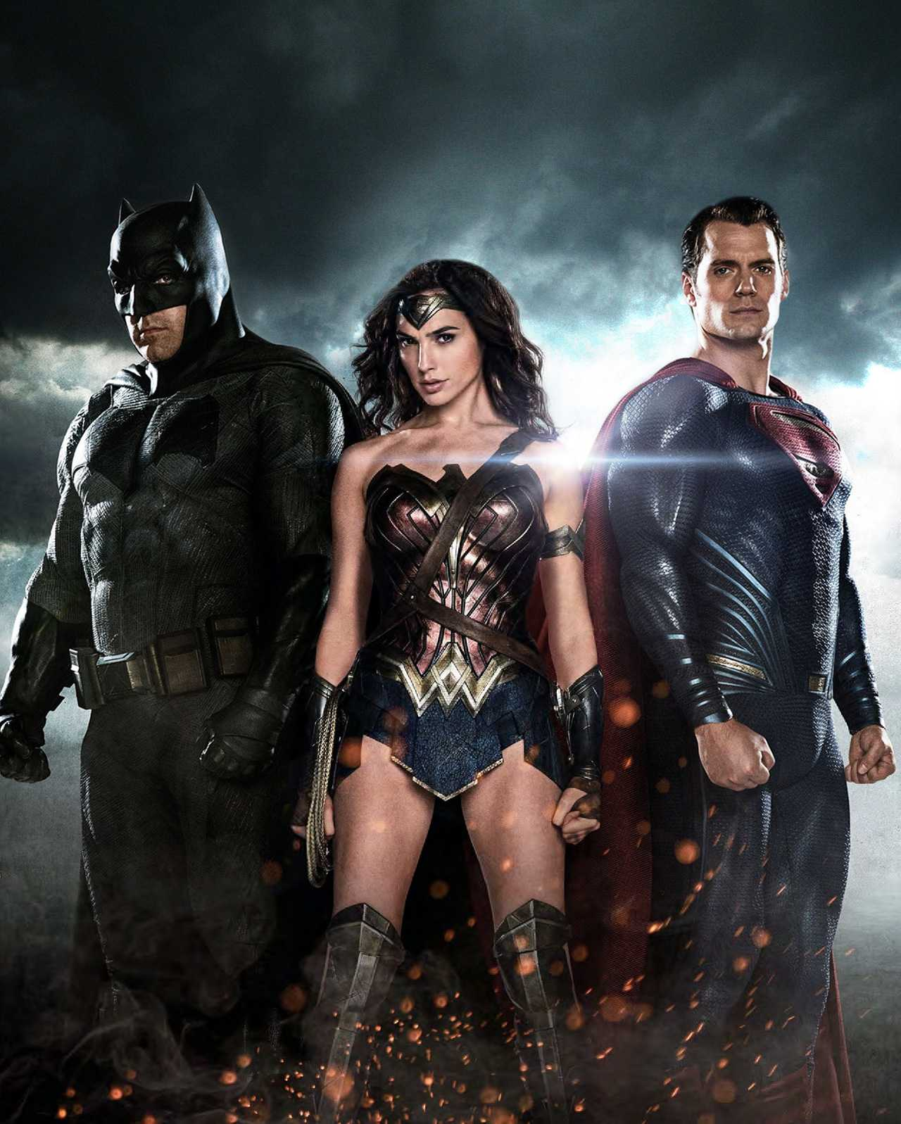 Batman v Superman Gets All-New Character Posters | Batman v Superman