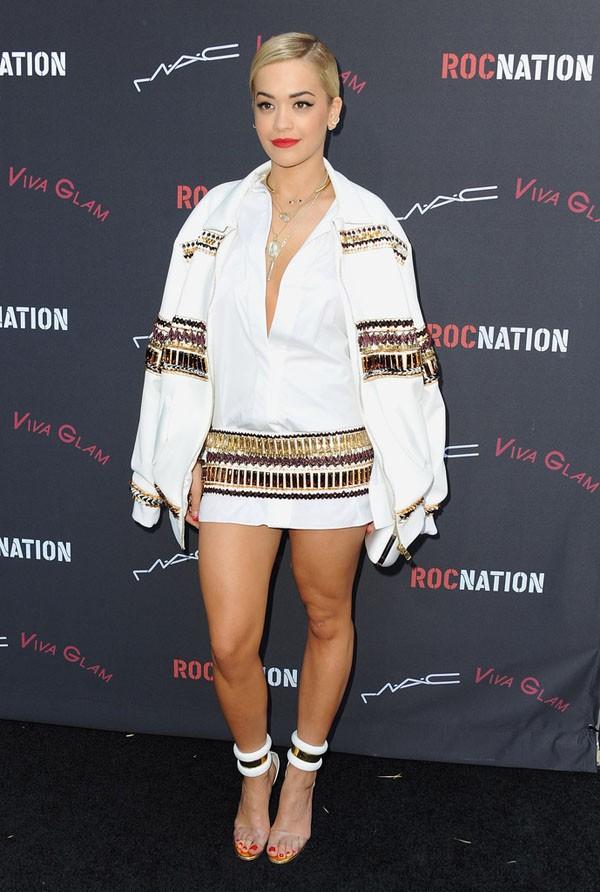 Rita Ora Sues Roc Nation For Contract Release | Rita