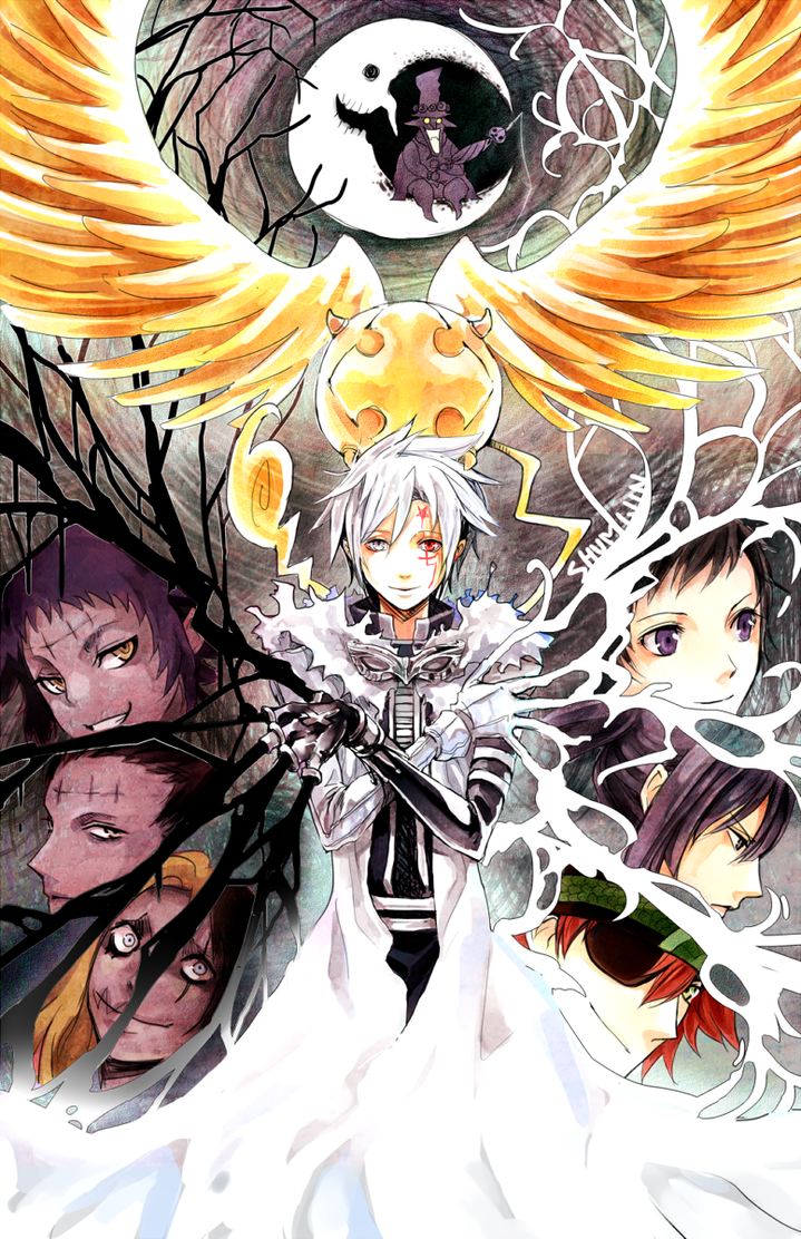 D-Gray Man Is Getting A New Anime Series In 2016 | D-Gray Man