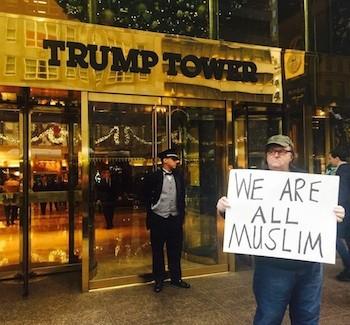 Michael Moore's #WeAreAllMuslim Letter Is Over 330,000 People Strong | #WeAreAllMuslim