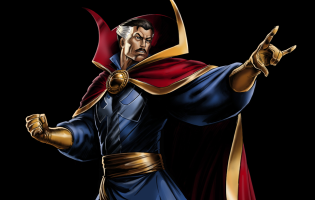 First Photos Of Benedict Cumberbatch As Doctor Strange Released | Doctor Strange