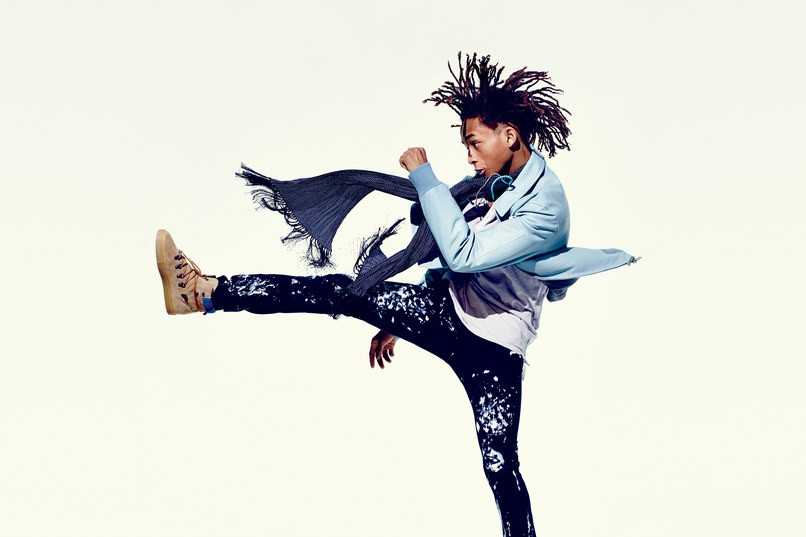 Jaden Smith To Be A New Face For Louis Vuitton | Jaden Smith