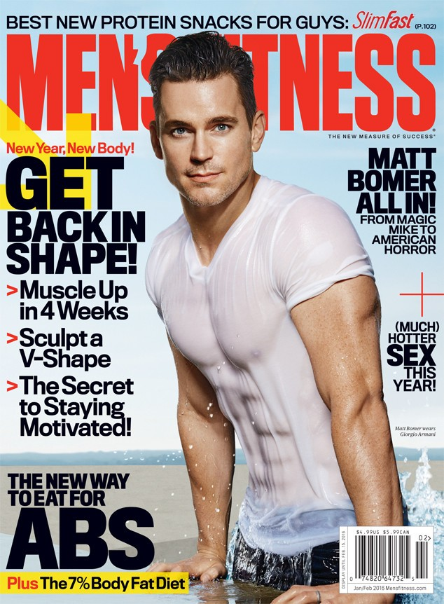 Matt Bomer Reveals Lady Gaga's Best Advice | Matt Bomer