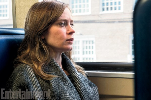 New Images For 'The Girl On The Train' Movie Do Not Disappoint | the girl on the train