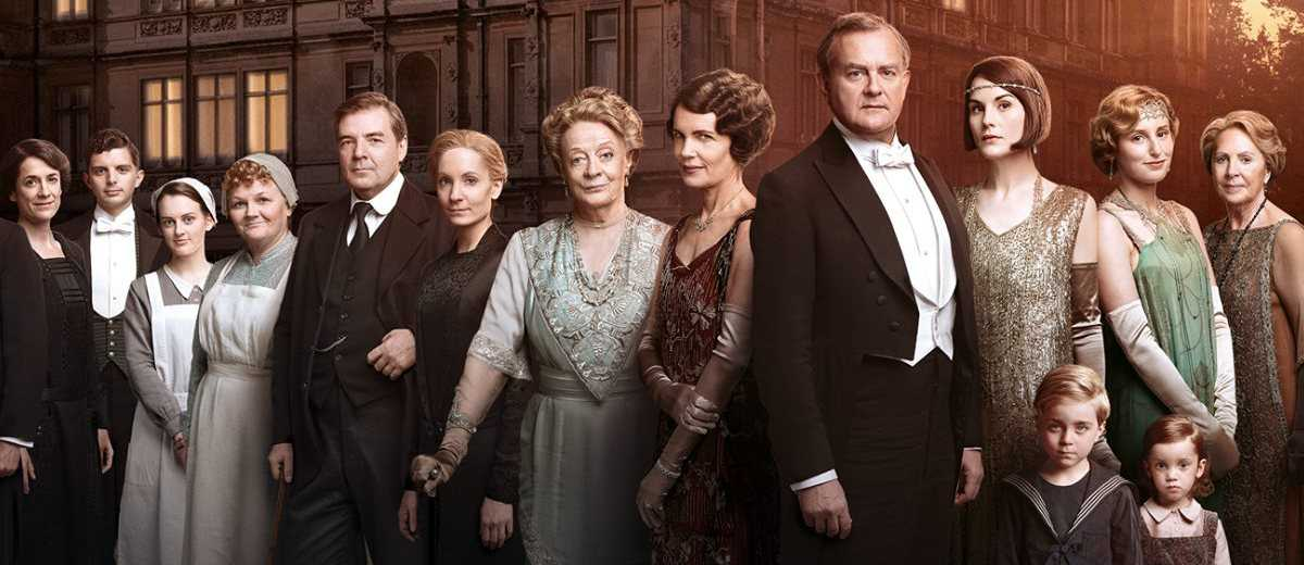 Downton Abbey: 06x01, The Beginning Of The End | Downton Abbey