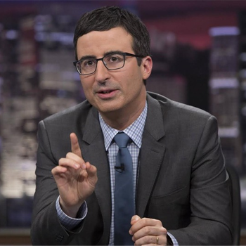 John Oliver's Advice On Keeping New Year's Resolutions | Resolutions