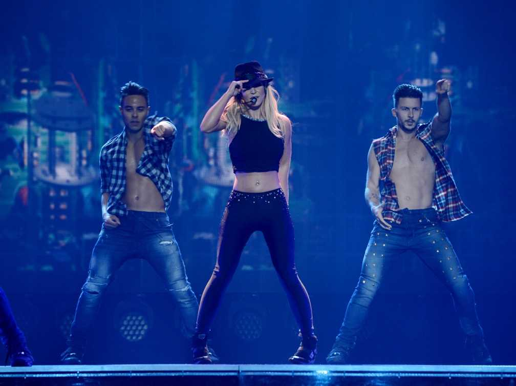 Britney Spears Announces Revamped Show Launching In February | Britney Spears